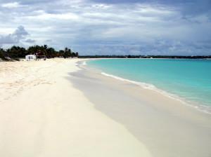 Rendezvous Bay, Anguilla. Author and Copyright Marco Ramerini