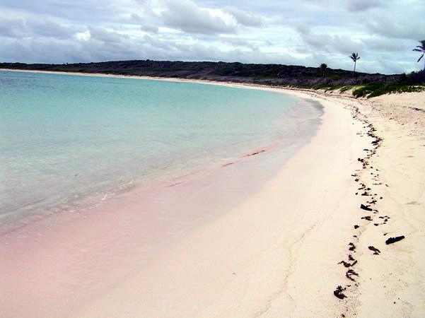 Savannah Bay, Anguilla. Author and Copyright Marco Ramerini