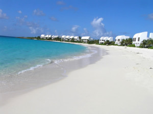 Shoal Bay West, Anguilla. Author and Copyright Marco Ramerini.