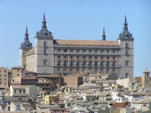 Alcázar, Toledo, Castela-Mancha, Espanha. Author and Copyright Marco Ramerini