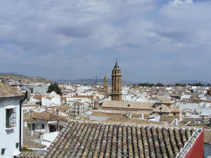 Antequera, Andaluzia, Espanha. Author and Copyright Liliana Ramerini