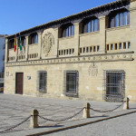Antigua Carnicería, Baeza, Andaluzia, Espanha. Author and Copyright Liliana Ramerini