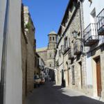 Baeza, Andaluzia, Espanha. Author and Copyright Liliana Ramerini