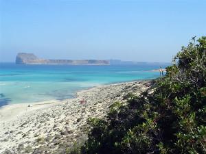 Balos, Creta, Grécia. Autor e Copyright Luca di Lalla