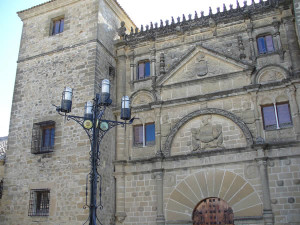 Casa de las Torres, Úbeda, Andaluzia, Espanha. Author and Copyright Liliana Ramerini