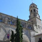 Catedral de la Natividad de Nuestra Señora, Baeza, Andaluzia, Espanha. Author and Copyright Liliana Ramerini