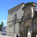 Catedral de la Natividad de Nuestra Señora, Baeza, Andaluzia, Espanha. Author and Copyright Liliana Ramerini.