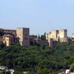 Granada, Andaluzia, Espanha. Author and Copyright Liliana Ramerini