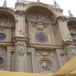A Catedral de Granada, Andaluzia, Espanha. Author and Copyright Liliana Ramerini