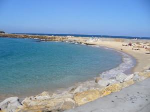 A costa de Tarifa, Andaluzia, Espanha. Author and Copyright Liliana Ramerini