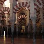 Mezquita, Cordoba, Andaluzia, Espanha. Author and Copyright Liliana Ramerini.