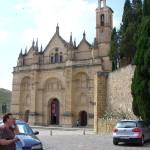 Real Colegiata de Santa María la Mayor, Antequera, Andaluzia, Espanha. Author and Copyright Liliana Ramerini