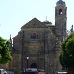 Sacra Capilla del Salvador, Ubeda, Andaluzia, Espanha. Author and Copyright Liliana Ramerini