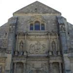 Sacra Capilla del Salvador, Ubeda, Andaluzia, Espanha. Author and Copyright Liliana Ramerini.