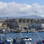 Tarifa, Costa de la Luz, Andaluzia, Espanha. Author and Copyright Liliana Ramerini
