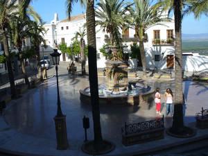 Vejer de la Frontera, Andaluzia, Espanha. Author and Copyright Liliana Ramerini.