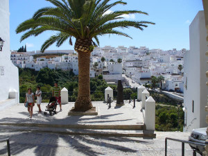 Vejer de la Frontera, Andaluzia, Espanha. Author and Copyright Liliana Ramerini