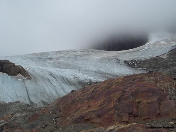 Glaciar Avear, Terra do Fogo, Argentina. Autor e Copyright Guillermo Puliani