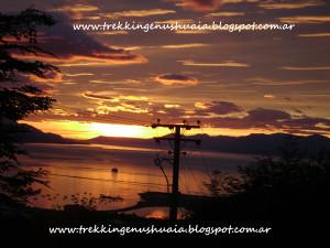 Ushuaia, Tierra del Fuego, Argentina. Autor e Copyright Guillermo Puliani