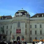 Viena, Áustria. Author and Copyright Liliana Ramerini