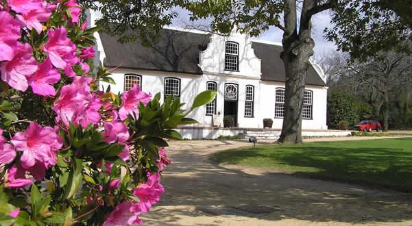 Boschendal, Franschhoek, África do Sul. Autor e Copyright Marco Ramerini