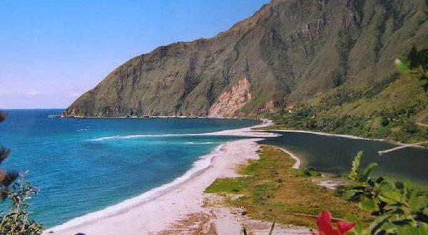Bac de l'Ouaieme, Grande Terre, Nova Caledónia. Author and Copyright Marco Ramerini