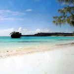 Luengoni, Lifou, Ilhas Lealdade, Nova Caledónia. Author and Copyright Marco Ramerini