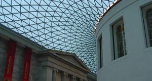 Great Court do British Museum (1994-2000) desenhado pelo arquitecto Inglês Norman Foster, British Museum, Londres, Reino Unido. Autor e Copyright Niccolò di Lalla