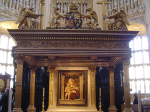 Lady Chapel, Westminster Abbey, Londres, Reino Unido. Autor e Copyright Niccolò di Lalla..