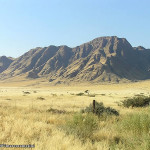 Naukluft Mountains (Naukluftberge), Namib-Naukluft N.P., Namíbia. Author Marco Ramerini