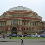 Royal Albert Hall, Londres, Reino Unido. Autor e Copyright Niccolò di Lalla