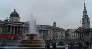 Trafalgar Square, Londres, Reino Unido. Autor e Copyright Niccolò di Lalla