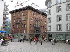 São Moritz (St. Moritz), Grisões, Suíça. Autor Marco Ramerini