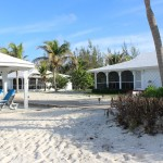 Two-Bedroom Beachfront Bungalow, Cape Santa Maria Beach Resort, Long Island, Bahamas. Autor e Copyright Marco Ramerini