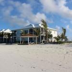 Uma vila, Cape Santa Maria Beach Resort, Long Island, Bahamas. Autor e Copyright Marco Ramerini