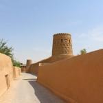 Muralhas, Meybod, Irã. Autor e Copyright Marco Ramerini