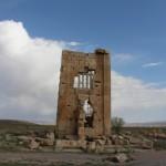 Prisão do rei Salomão, Pasárgada, Irã. Autor e Copyright Marco Ramerini