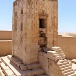 Torre Ka'bah de Zoroastro, Naqsh-e Rostam, Irã. Autor e Copyright Marco Ramerini