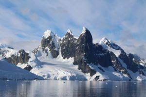 A entrada de Lemaire Channel, Antártida. Autor e Copyright Marco RameriniA entrada de Lemaire Channel, Antártida. Autor e Copyright Marco Ramerini