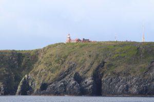 O Farol do Cabo Horn, Chile. Autor e Copyright Marco Ramerini.