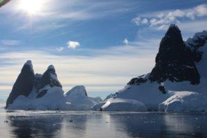 Lemaire Channel, Antártida. Autor e Copyright Marco Ramerini