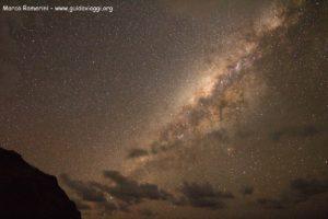 A Via Láctea, Kuata, Ilhas Yasawa, Fiji. Autor e Copyright Marco Ramerini