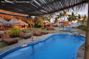 A piscina, Kuata, Ilhas Yasawa, Fiji. Autor e Copyright Marco Ramerini