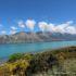 Lake Wakatipu, Nova Zelândia. Autor e Copyright Marco Ramerini