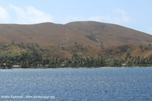 Ratu Namasi Memorial School, Nabukeru, Yasawa, Fiji. Autor e copyright Marco Ramerini