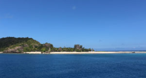 Sacred Islands, Mamanuca, Fiji. Autor e Copyright Marco Ramerini