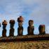 Ahu Nau Nau, Anakena, Ilha de Páscoa, Chile. Autor e Copyright Marco Ramerini