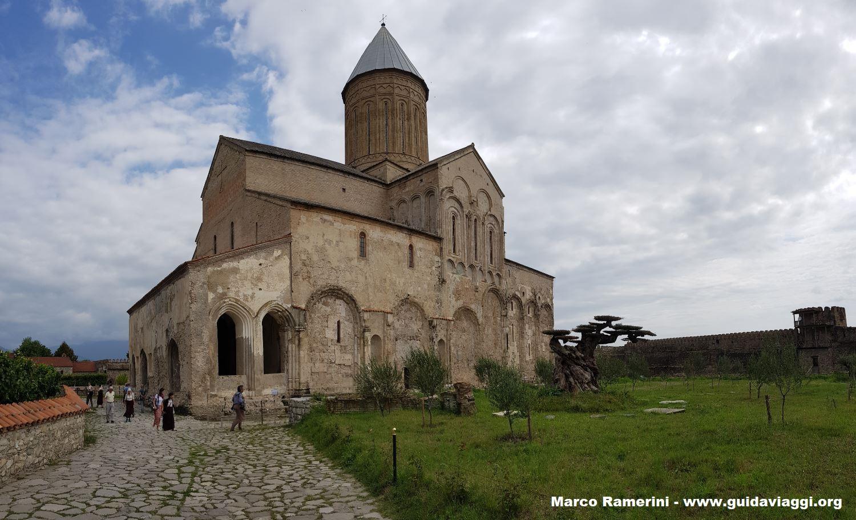 Catedral de Alaverdi, Geórgia. Autor e Copyright Marco Ramerini