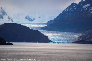 Geleira Grey, Parque Nacional Torres del Paine, Chile. Autor e Copyright Marco Ramerini