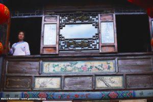 Mulher, Jianshui, Yunnan, China. Autor e Copyright Marco Ramerini